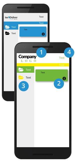 Option 2 - premium layout