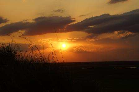 Sunset Kakadu Nationalpark, Australien