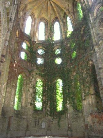 Kloster Villers-la-Ville in Belgien