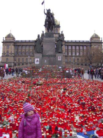 Prag, Vaclav Havel 2011