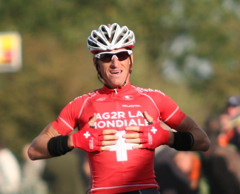 Martin ELMIGER Vainqueur aussi des 4 Jours de Dunkerque 2010 et Champion de Suisse 2010 (Photo Pascal LINGET Photos-cyclisme-pro)