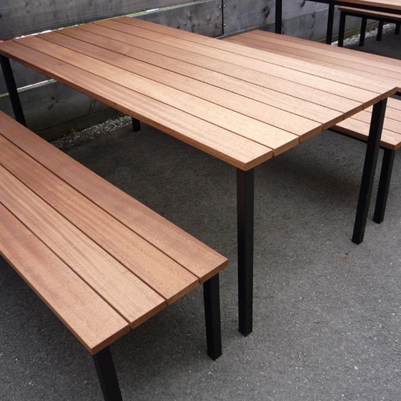 Tischgestell Modell Lhasa Stahl pulferbeschichtet