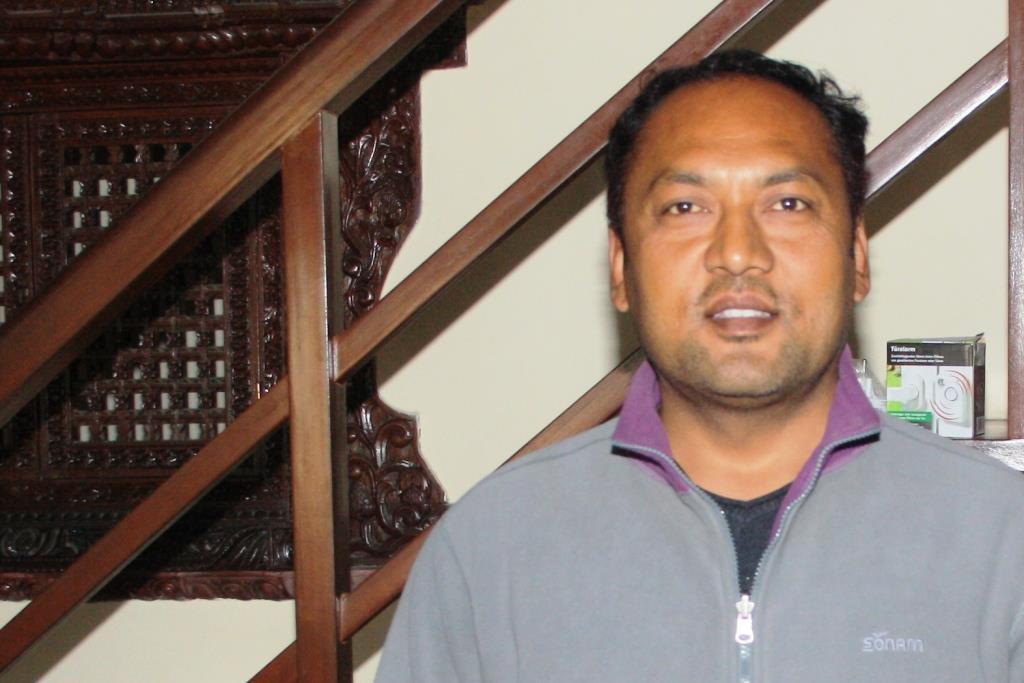 Sanyay Tamang