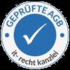 AGB-Prüfsiegel