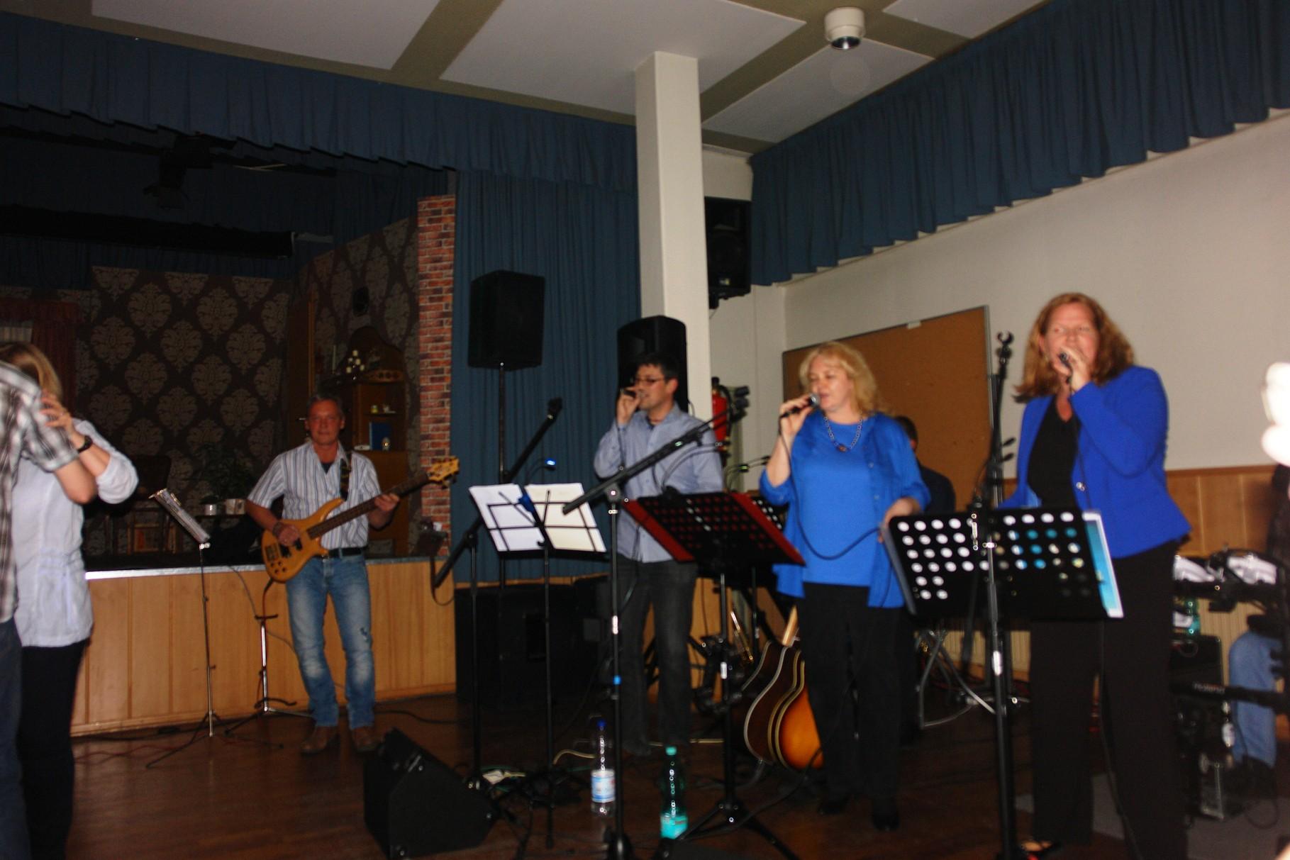 Tanz in den Mai 2014 - Rathaus Barsbüttel