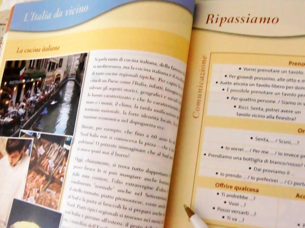 Esercizi di italiano