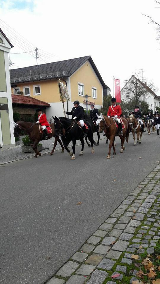 Leonhardiritt Kirchheim, 22.10.2017