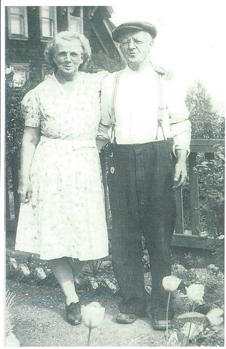 Beatrice and Lawrence Wheater Came to Canada between 1908 and 1914