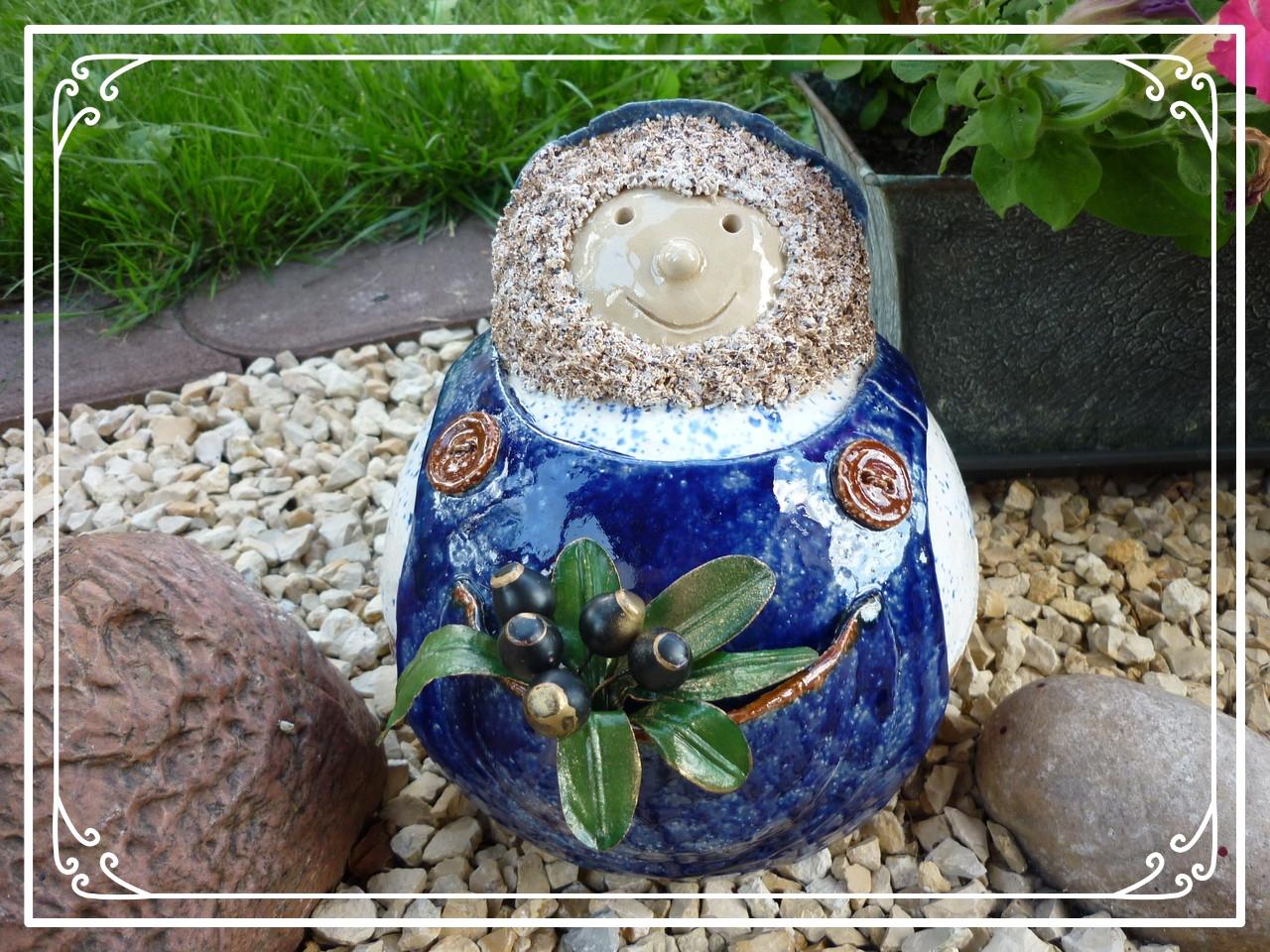 Ein Gartenwichtel :-)