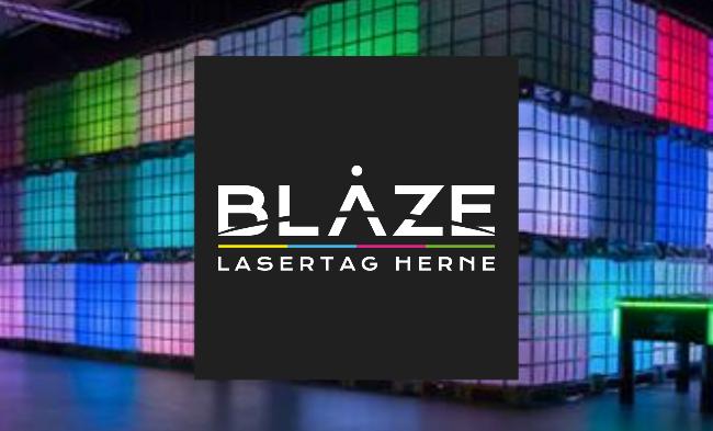 Blaze Lasertag Herne Meine Schatzkarte 2für1 Gutschein