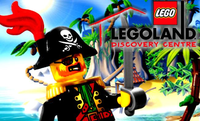Legoland Oberhausen 2für1 Gutschein Meine Schatzkarte