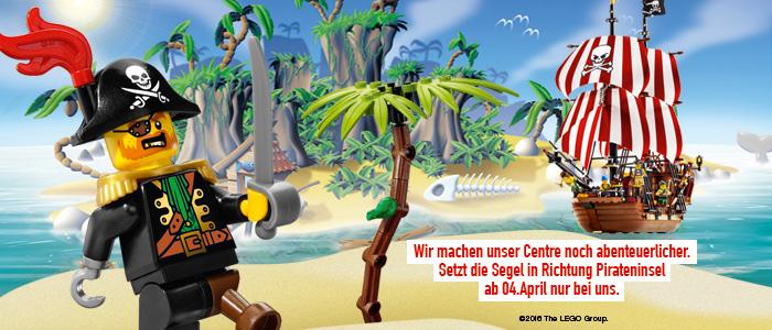 Legoland Oberhausen Meine Schatzkarte Gutschein