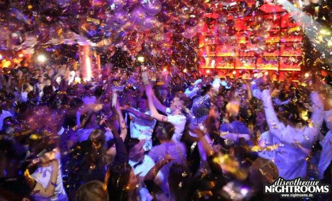 Nightrooms Dortmund Meine Schatzkarte Party Club NRW