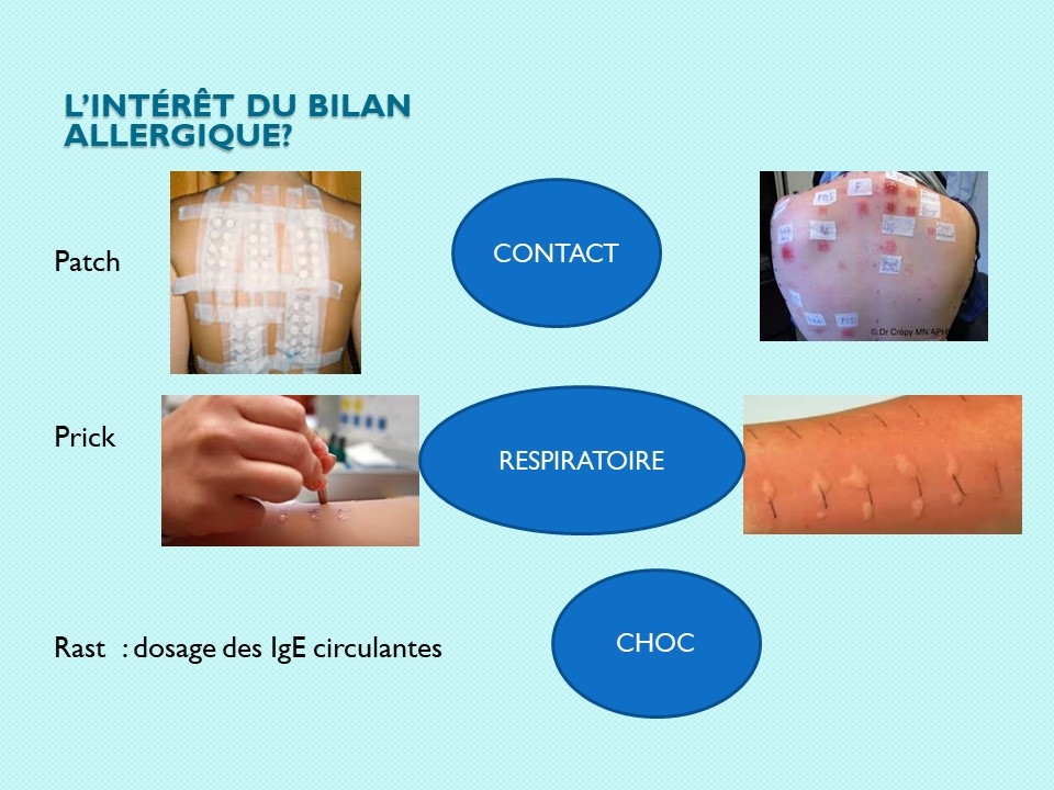 formation generalistes a l'eczema