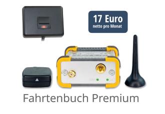 elektronisches Fahrtenbuch Premium