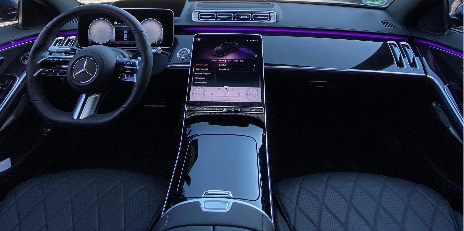 elektronisches Fahrtenbuch AMG C63