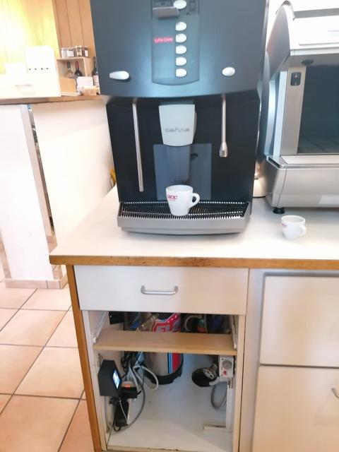 Kundenbeispiel Kaffeemaschine