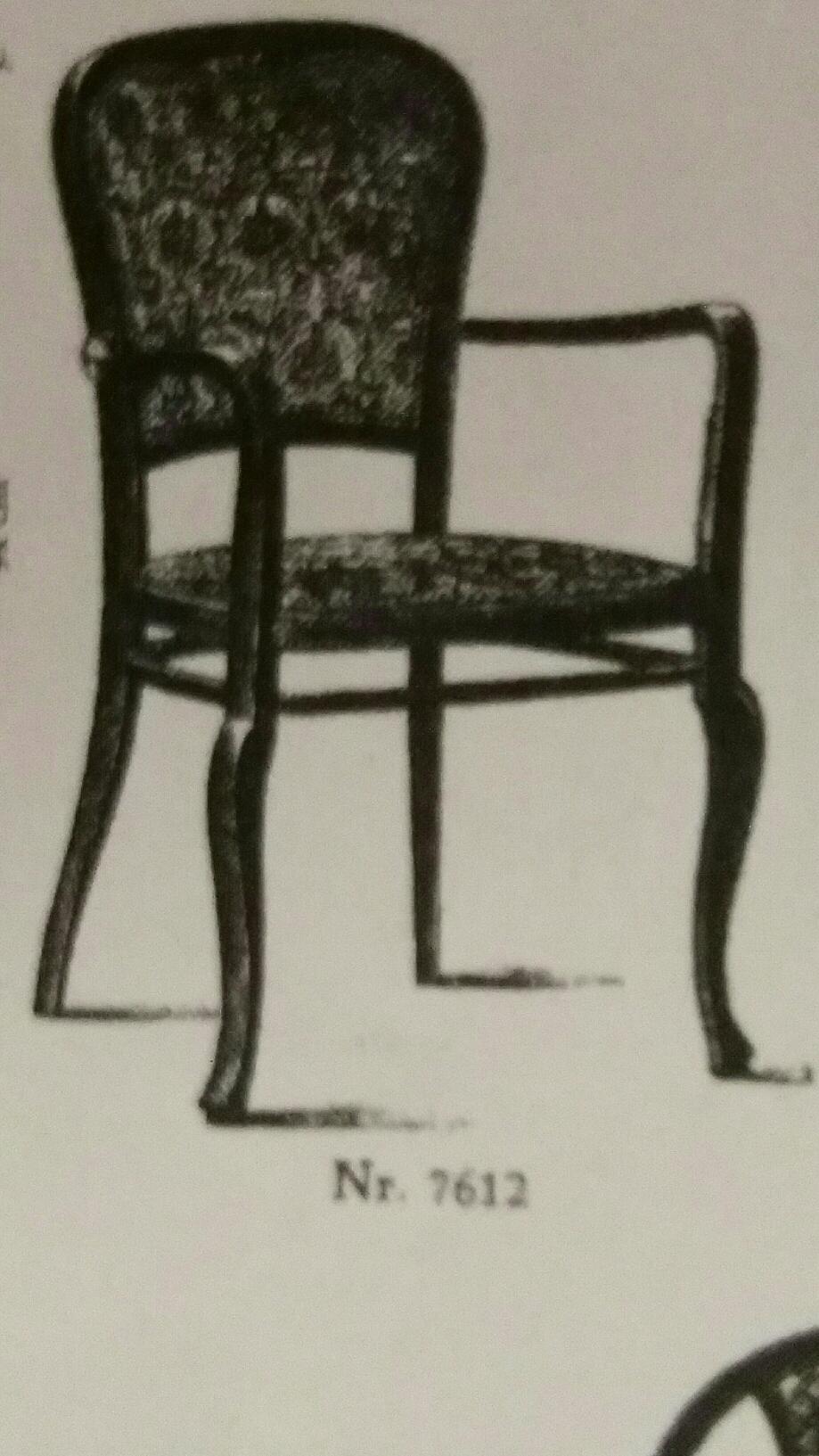 Thonet Katalog 1911-1915