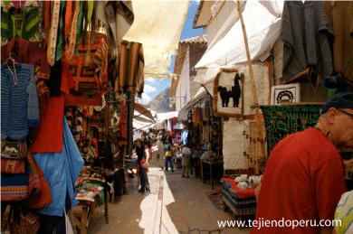 Feria de Pisac, Cusco tejiendoperu