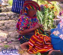 Tejidos de Guatemala enviados por Caren
