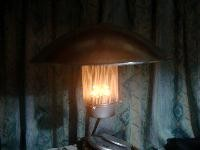 吊り下げ式ランプで