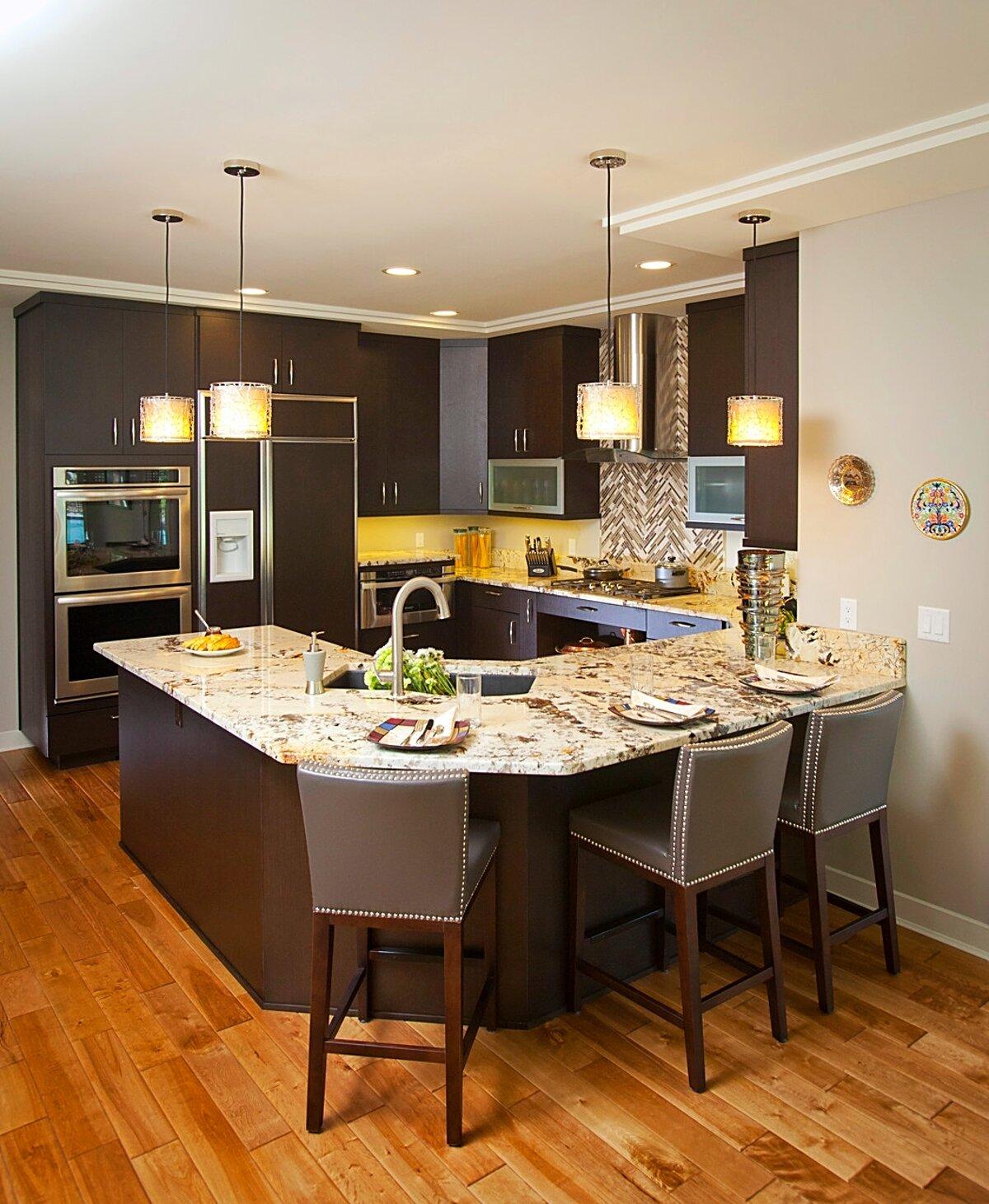 Cincinnati Kitchen Remodeling - Cincinnati Cabinets And Appliances - Howard's Kitchen Studio