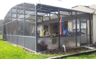 florida glass porch
