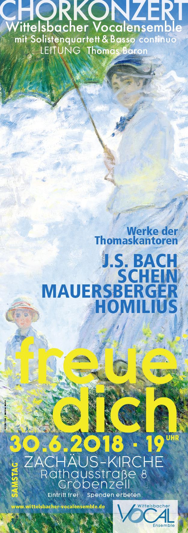Die bisherigen Konzertprogramme - Wittelsbacher Vocalensemble