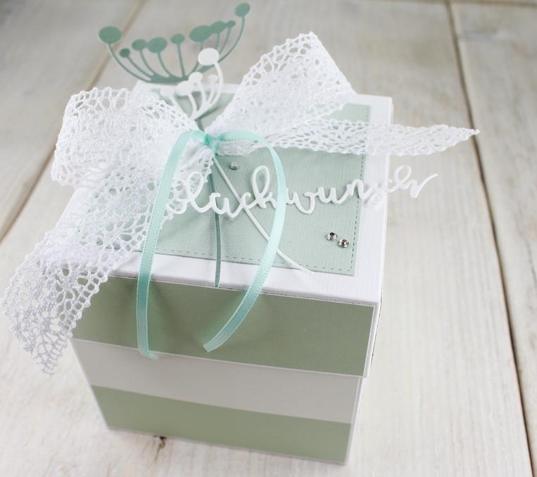 Explosionsbox, Australien, Geschenk, Geburtstagsgeschenk, Geldgeschenk