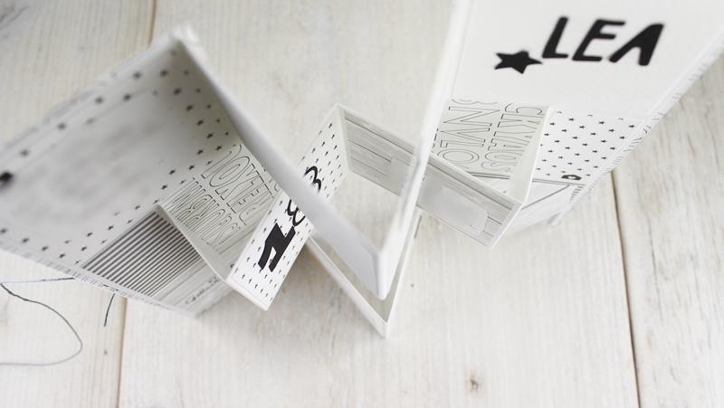 Tri-shutter-card, schwarz-weiß, black&white, 18. Geburtstag, Grußkarte, Geburtstagskarte