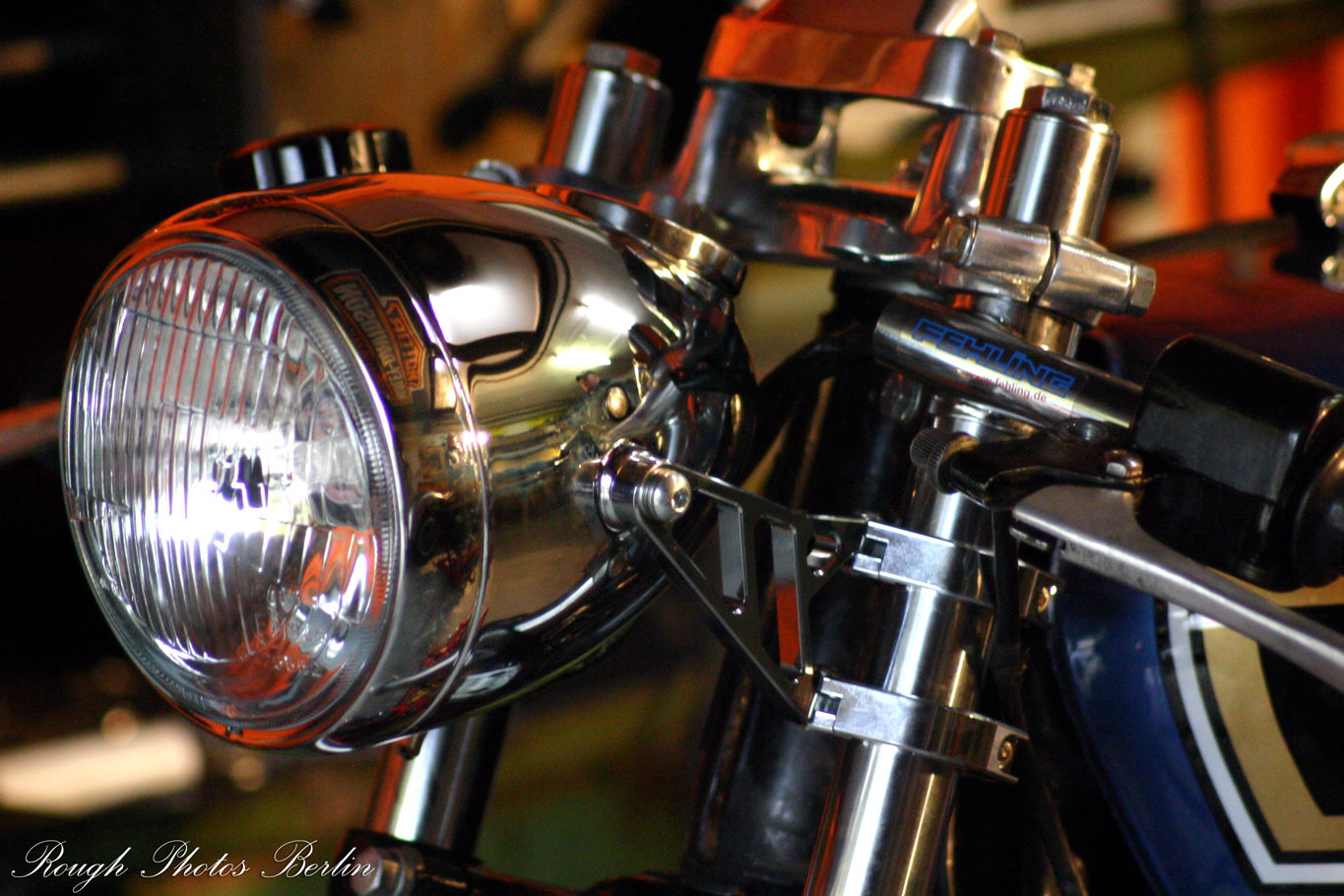 Rough Cycles Honda CB 750 four K5