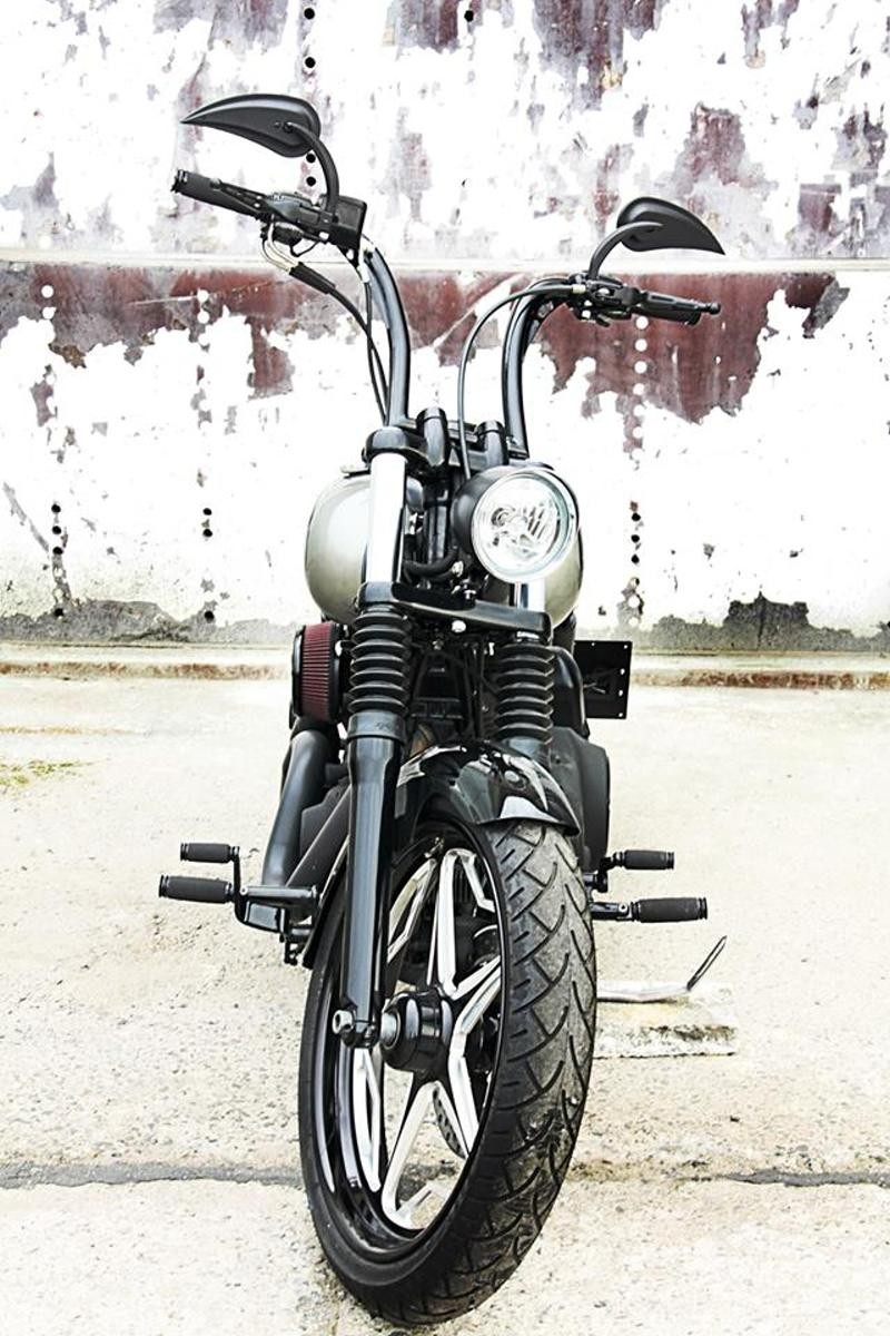 Rough Cycles Street Bob