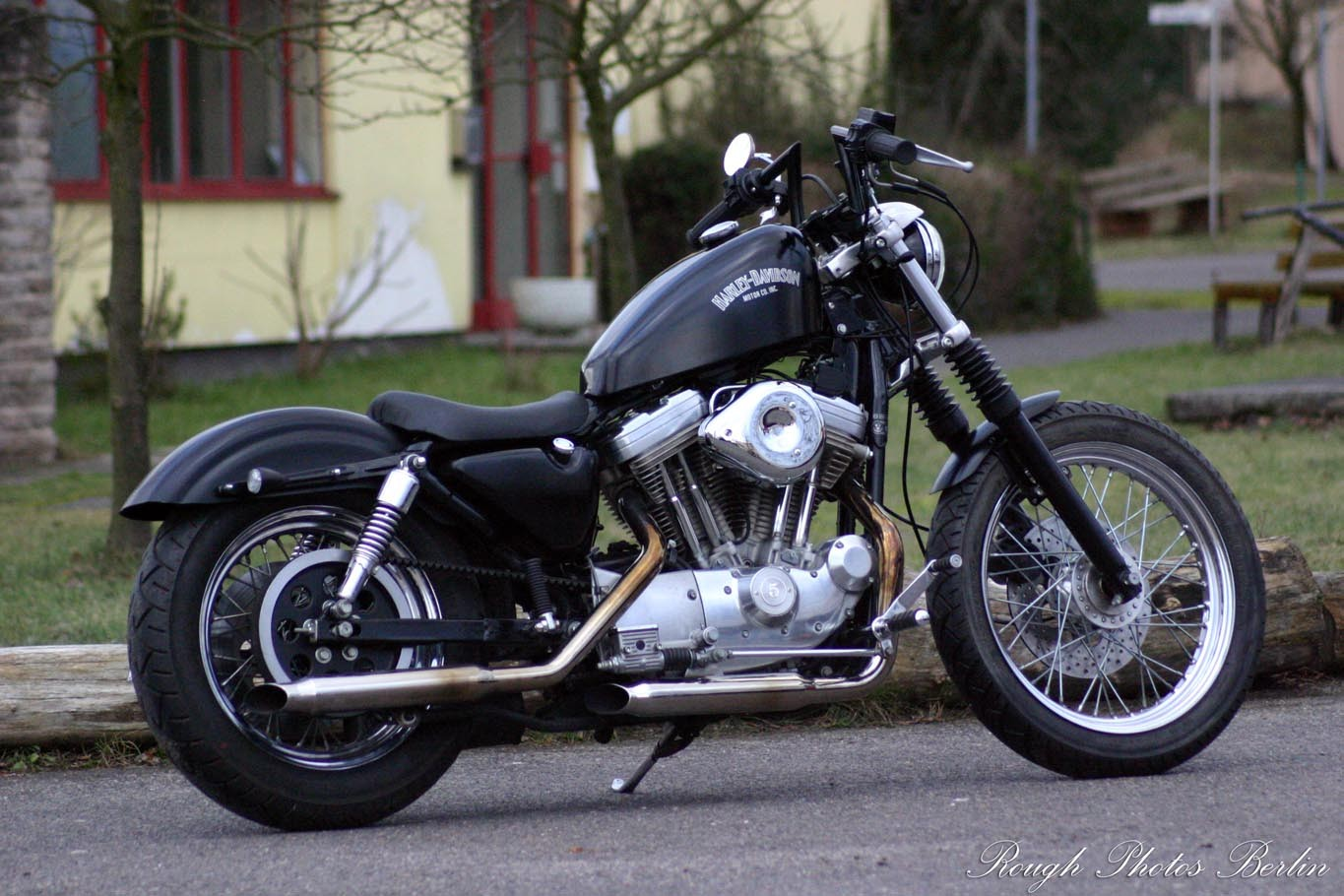 Rough Cycles Sportster