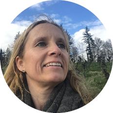 Suzanne Brunner, Yogalehrerin, Raum der Achtsamkeit in Rupperswil bei Aarau