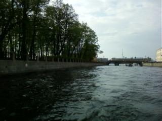 Fontanka-Fluß