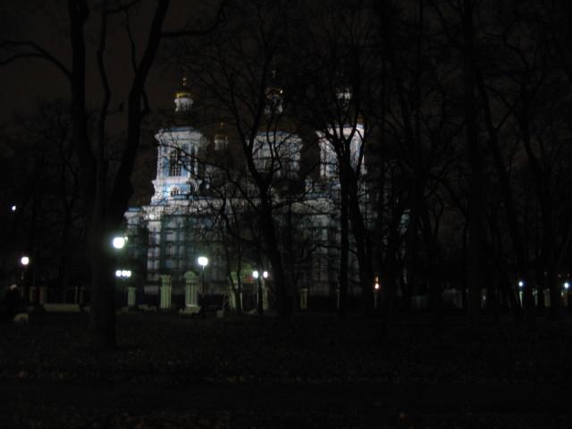 Nikolaus Kathedrale- das ist das letzte Bild in dieser Bilder- Galerie.