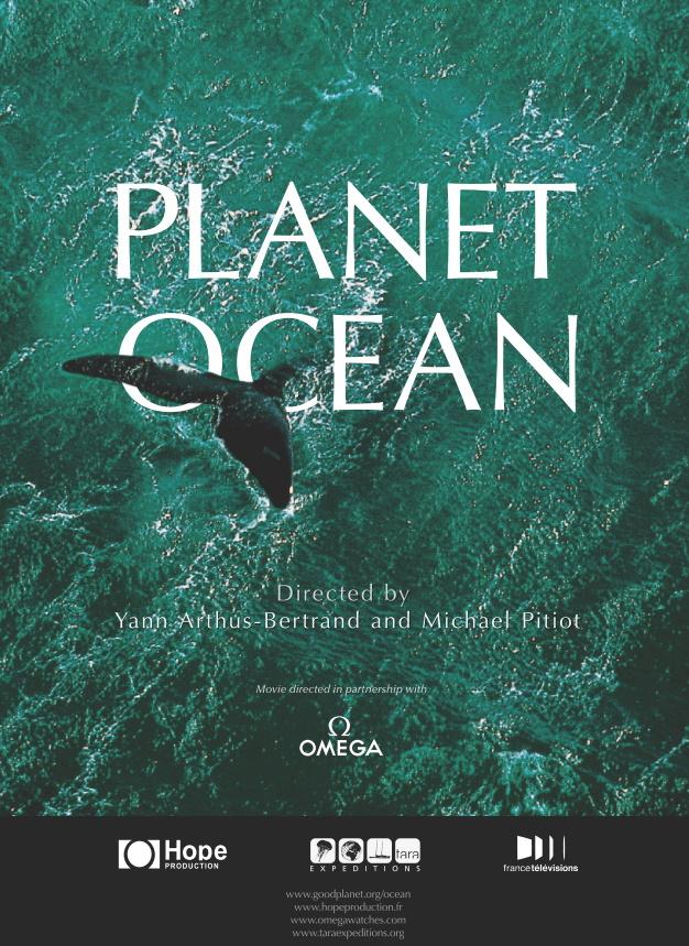 Open Air Filmvorführung: Planet Ocean