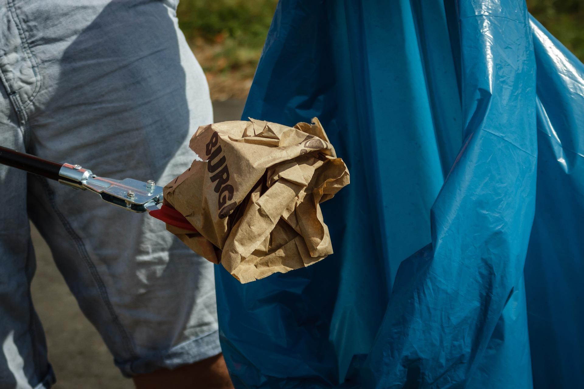 International Costal Clean Up Day auf Sylt und Amrum