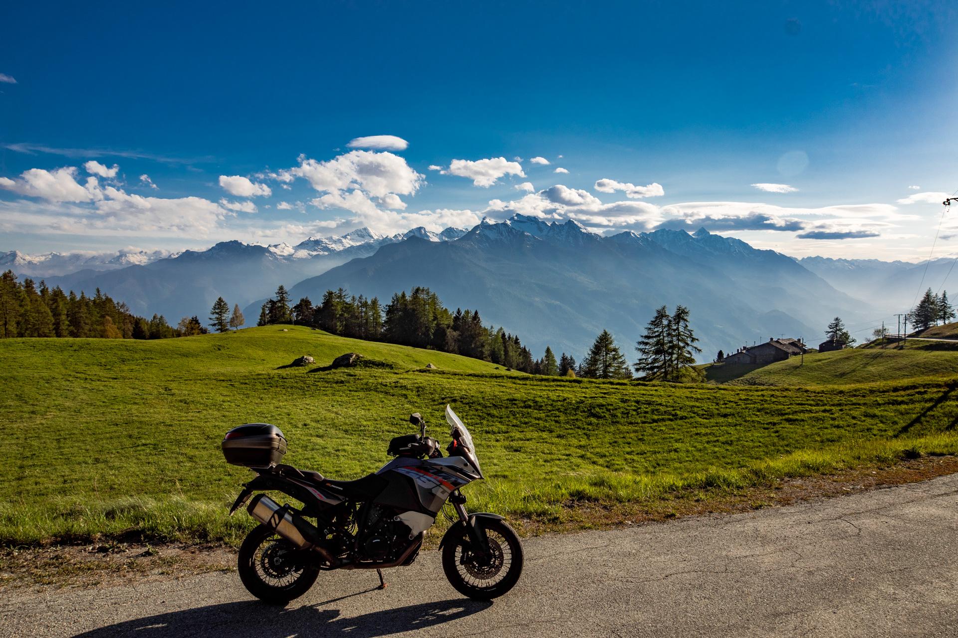 Due passi in Val d'Aosta