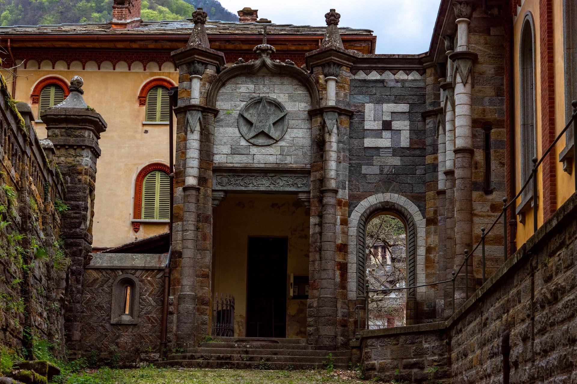 Rosazza - Il Borgo del Mistero