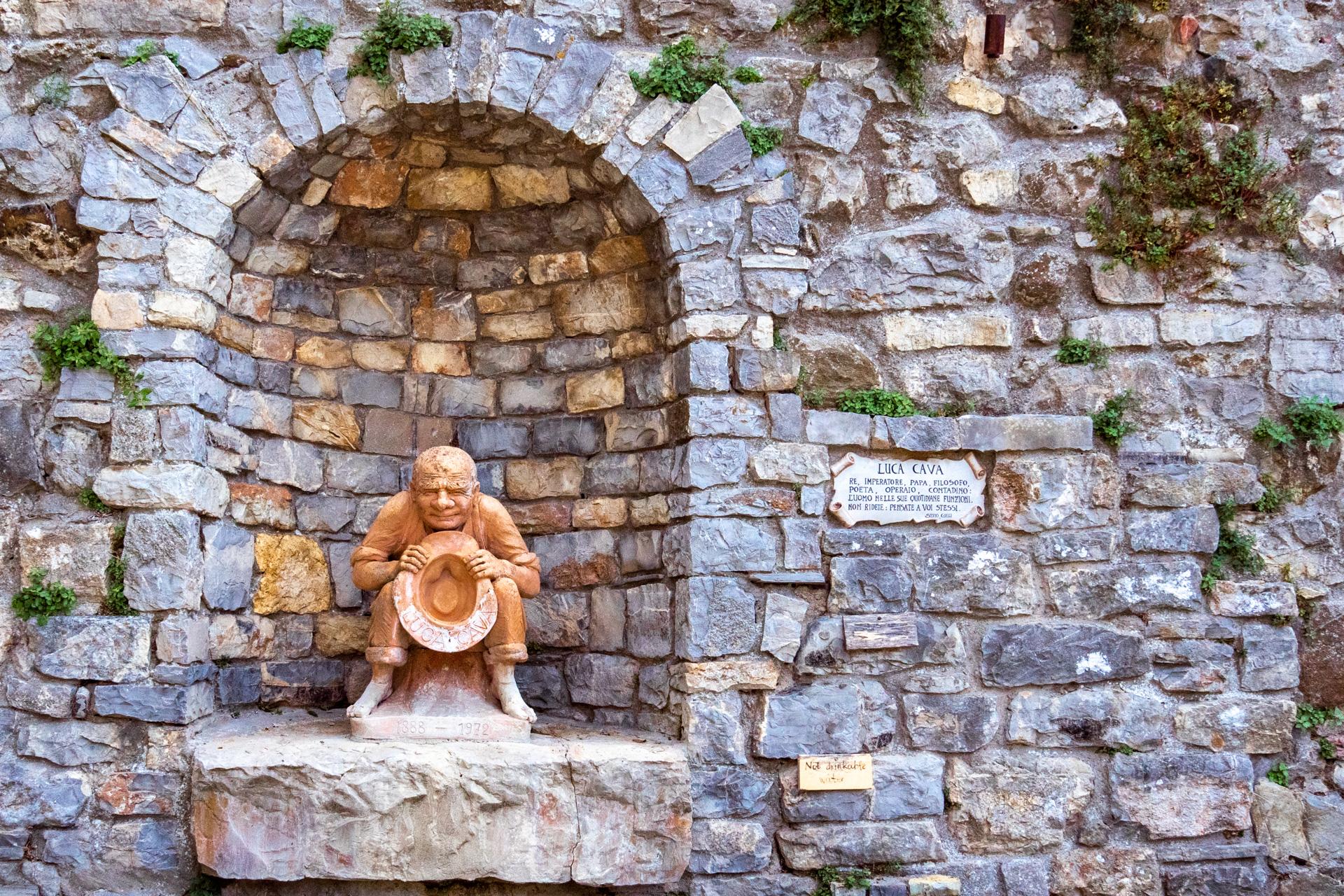 San Gusmè - Il Borgo di Luca Cava