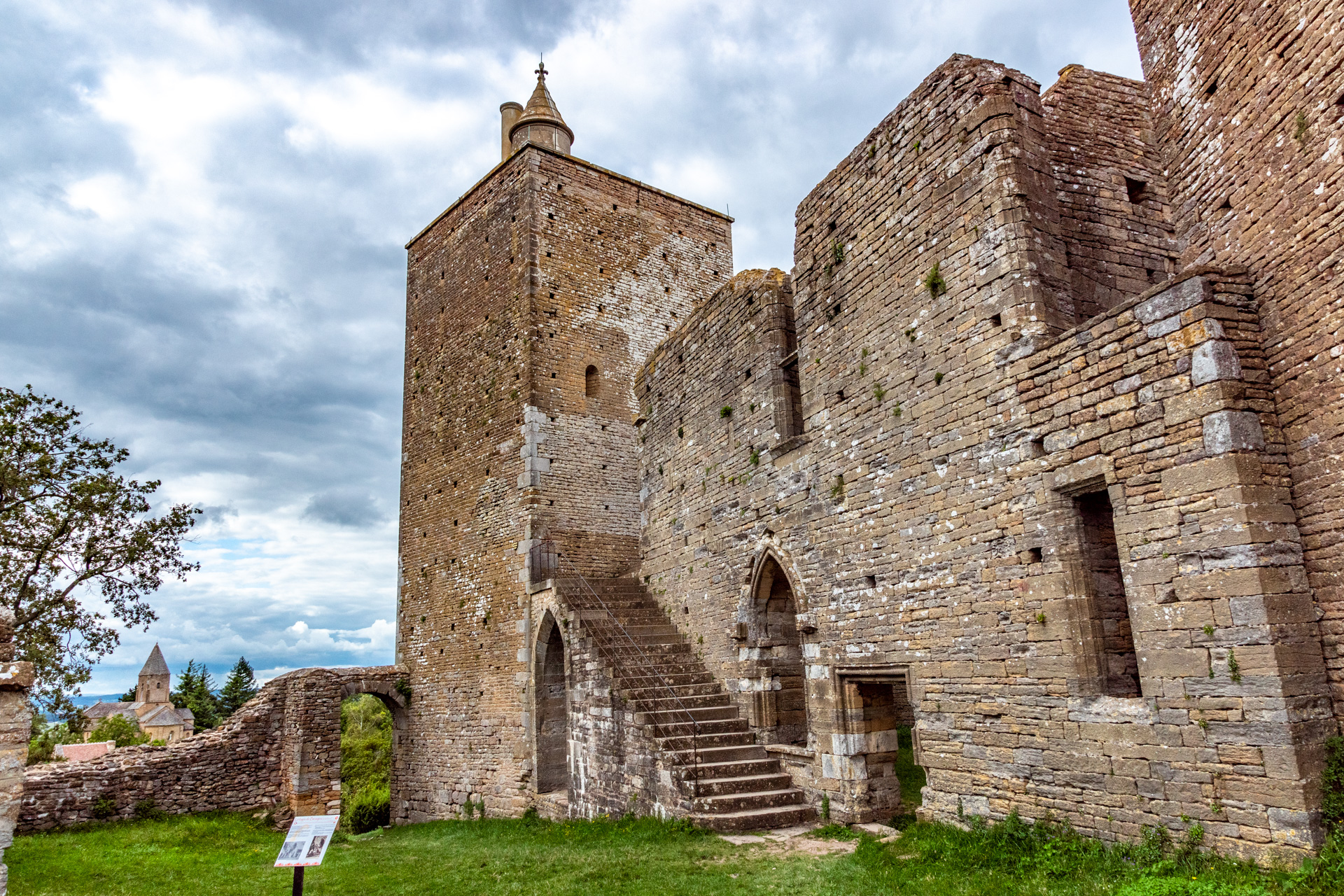 FRANCIA 2021 - Parte 05: Borgogna, i castelli del sud