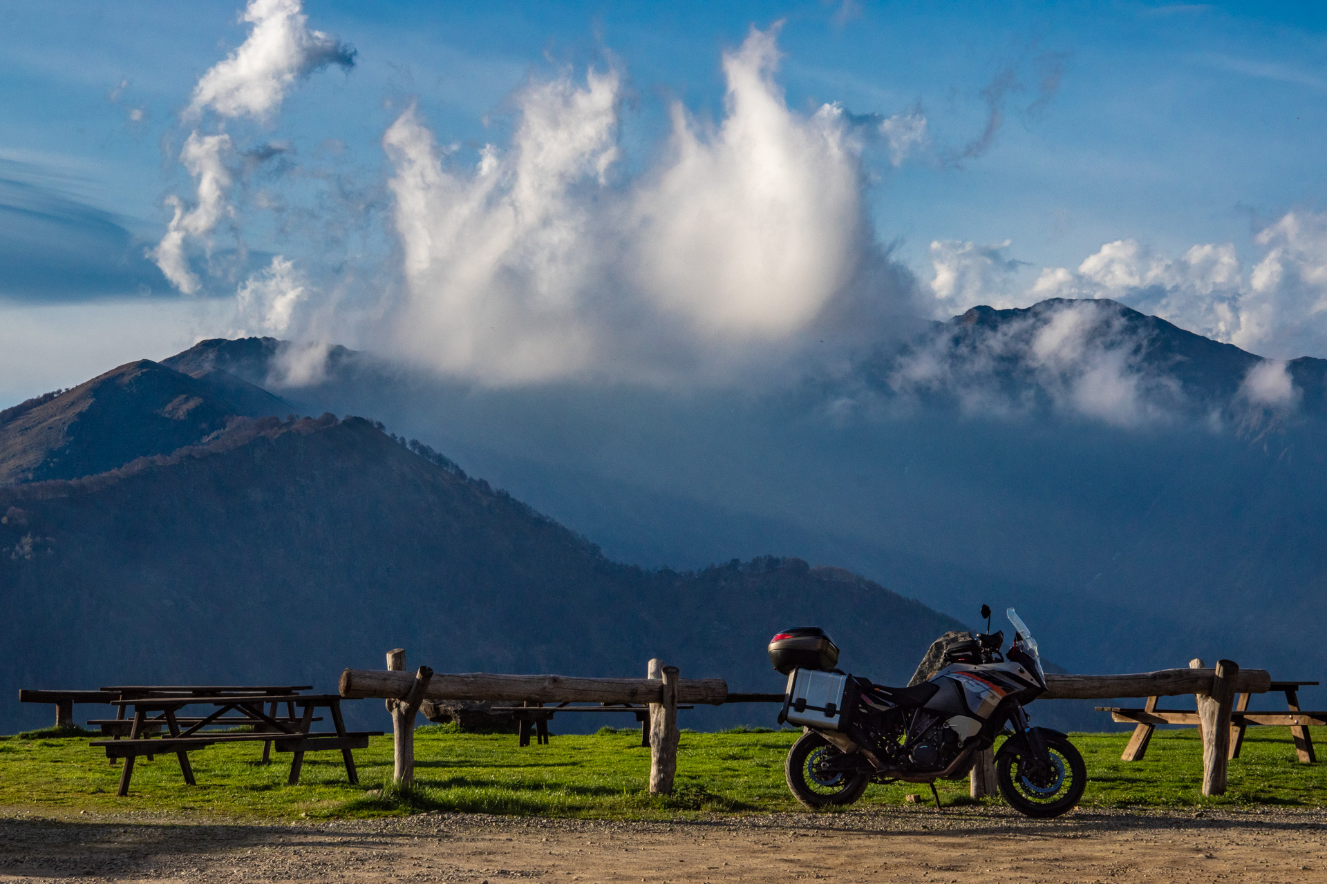 Panoramica Zegna - Maggio 2021