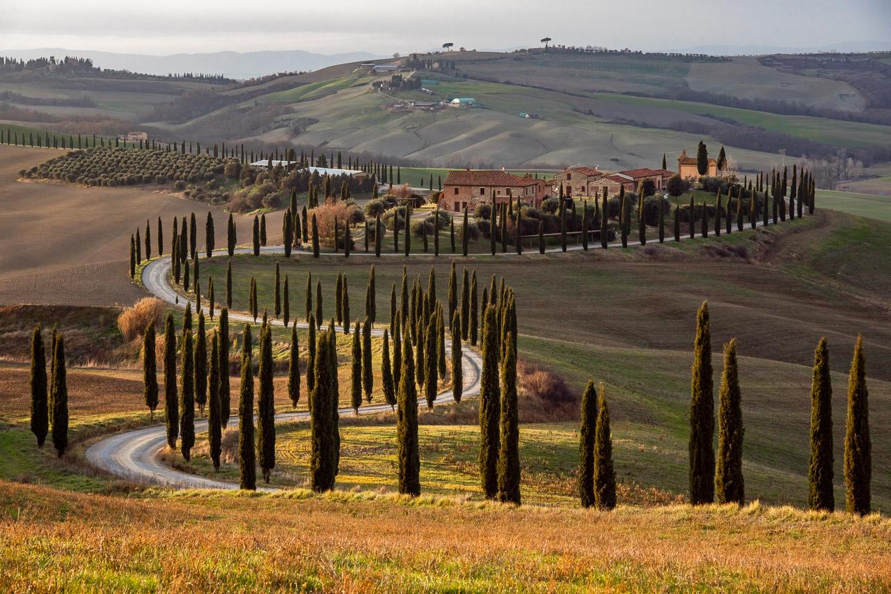 """""""Il Cortile"""" in Toscana"""