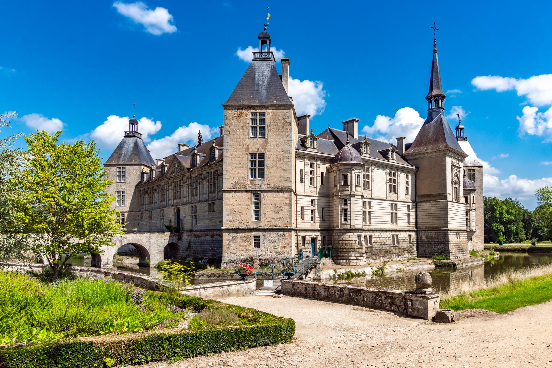 FRANCIA 2021 - Parte 03: Vigne & Castelli di Borgogna