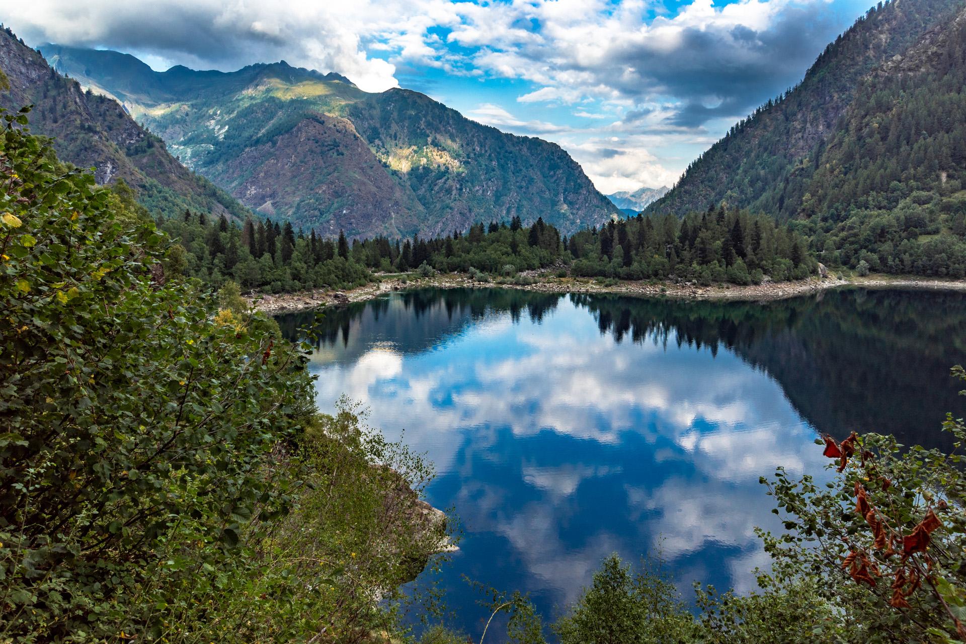 Ossola: Giro del Lago di Antrona