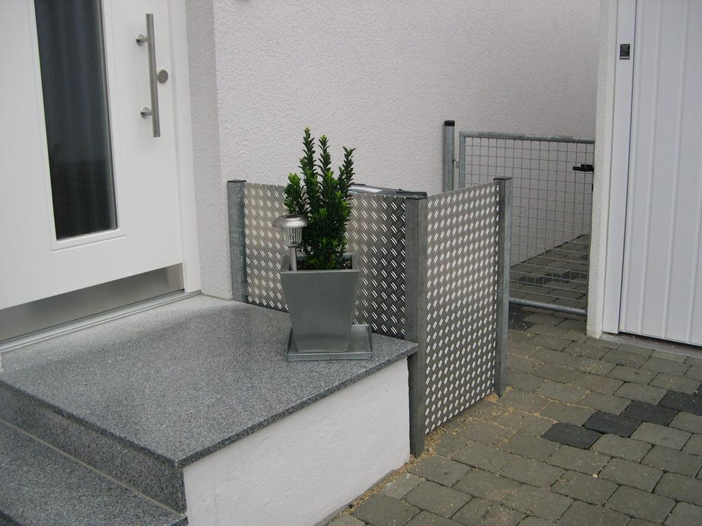 z une sichtschutz garten und landschaftsbau sch nbeck. Black Bedroom Furniture Sets. Home Design Ideas