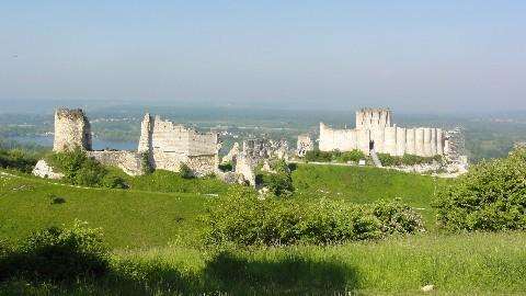 Chateau Gaillard Normandie 06/06/2013