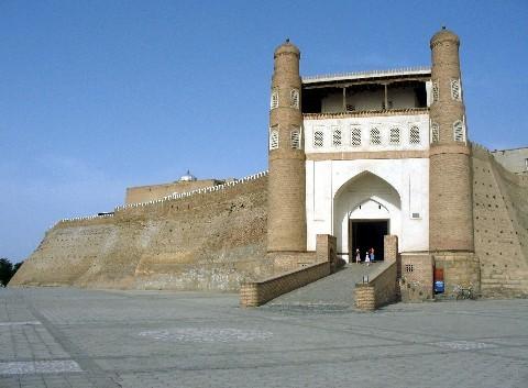 Porte de la vieille ville