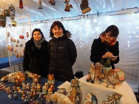 Marché Russe 15/12/2012